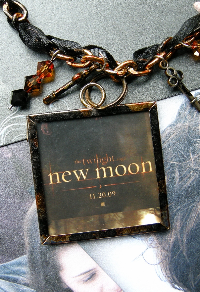 New Moon Necklace 017