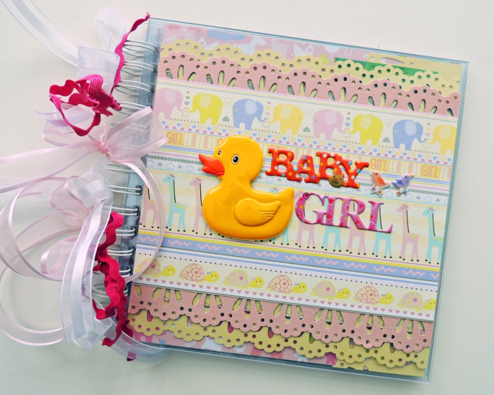 ~ Baby Girl Book